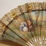 Hand fan restoration