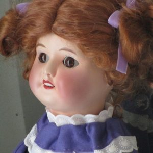 Antique doll french bisque S.F.B.J