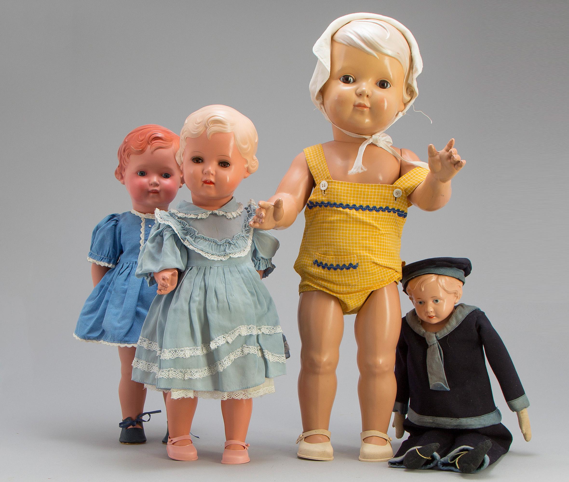 Schildkröt: La historia de la vida de una fábrica de muñecas