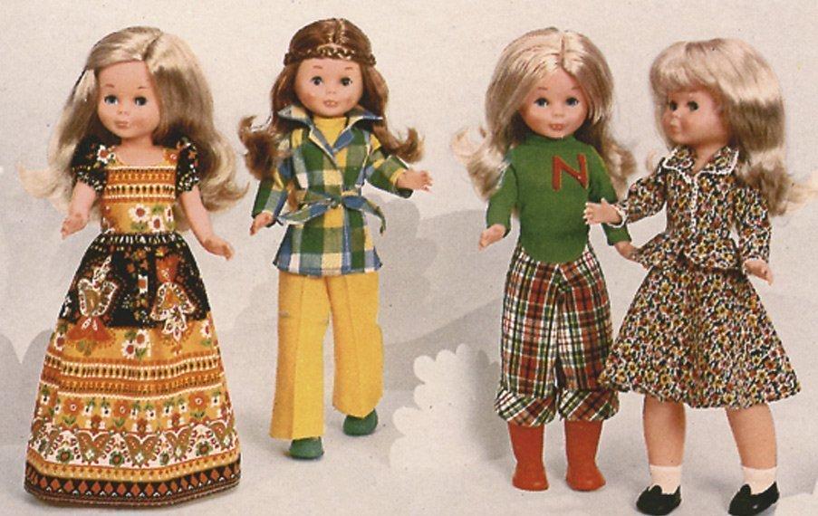 Breve historia de la muñeca de plástico española