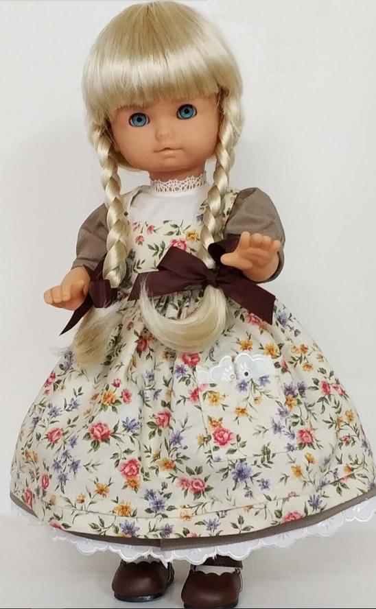 Muñeca moderna de Engel-Puppen