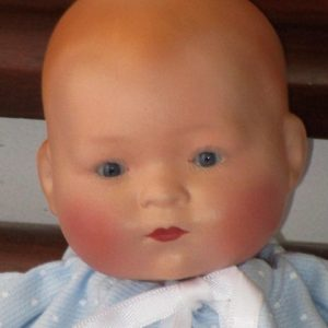 Doll bebe bisque heubach