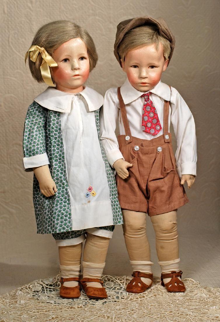 La História de las Muñecas de Käthe Kruse