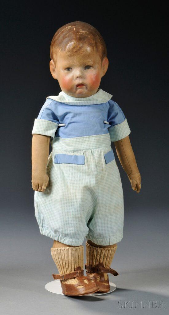 muñeco Käthe Kruse
