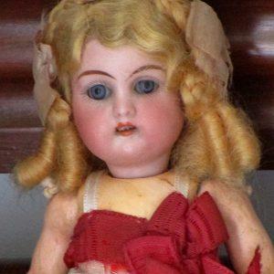 muñeca biscuit andadora kammer reinhardt