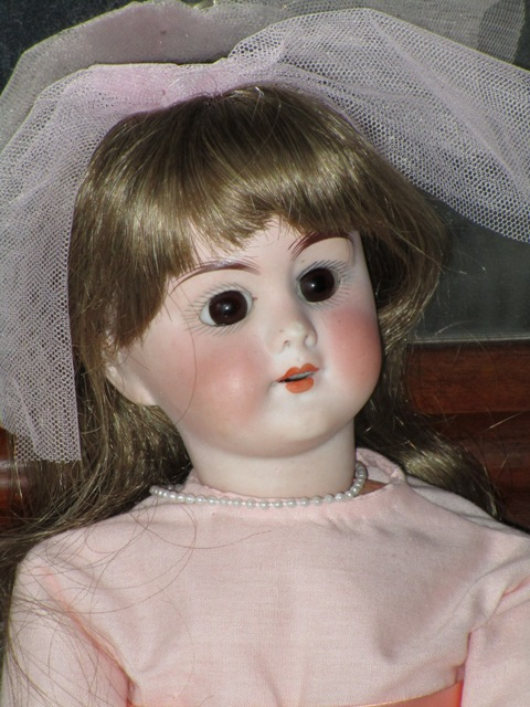 Antique Doll Bisque Marked Lehmann & Cia