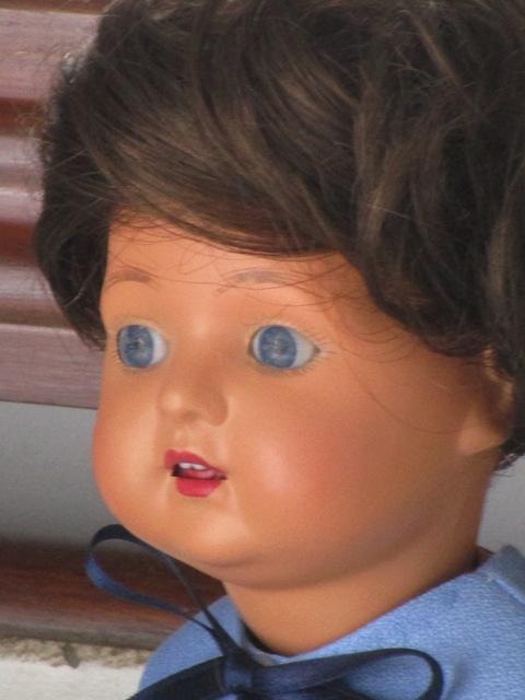 Celluloid Schutz Marke nº30 Doll