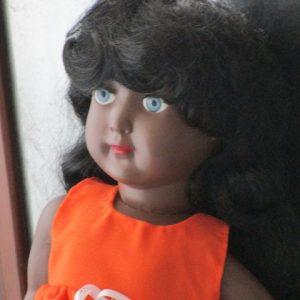 Linda Carla ICSA doll