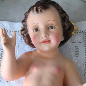 Baby Jesus modern