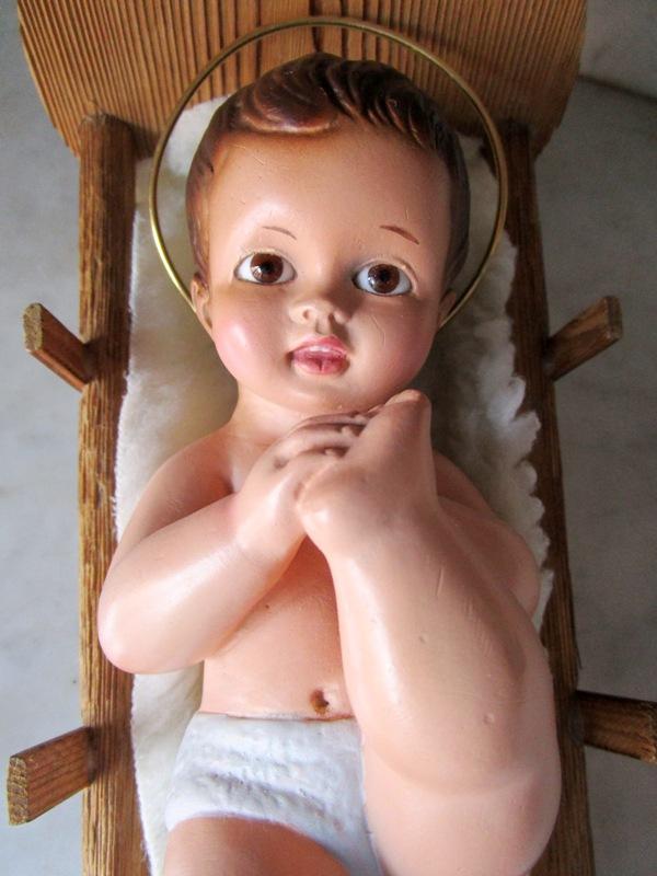 Nen Jesús en Llitet