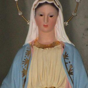 Nuestra señora milagrosa