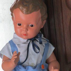 Celluloid Schildkröt Hans Doll