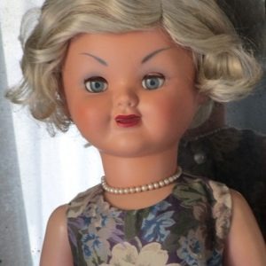 Spanish Pierina famosa doll