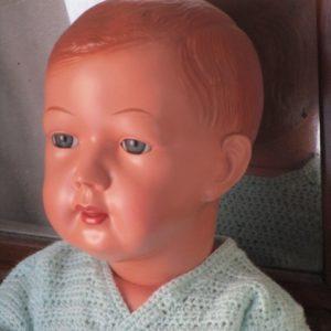 Nino cel.luloide schildkröt bebi 1925