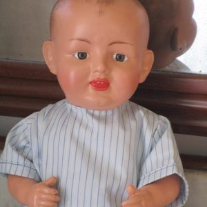 Celluloid Franz Schmidt Germany Doll