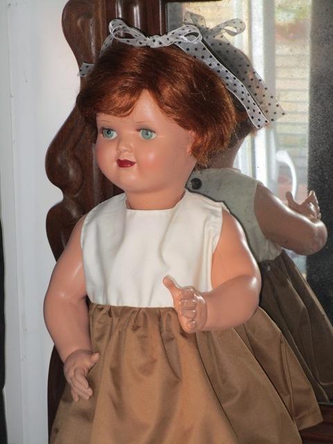 Celluloid Mariola Doll